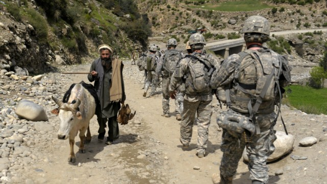 Afghanistan Verschleierungstaktik des Pentagon