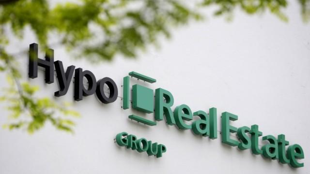Hypo Real Estate Staatsgarantien für marode Bank
