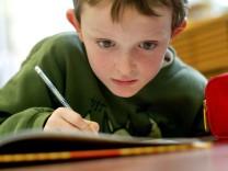 Grundschulkind in NRW