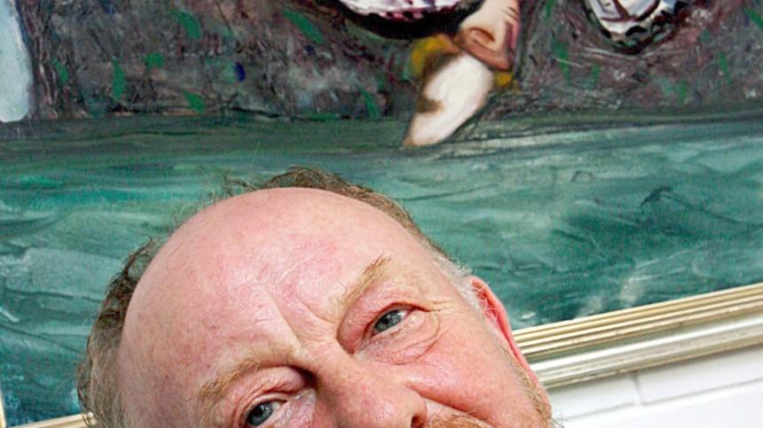 Medienpreis für Karikaturist Kurt Westergaard