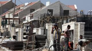 Jüdische Siedlung im Westjordanland