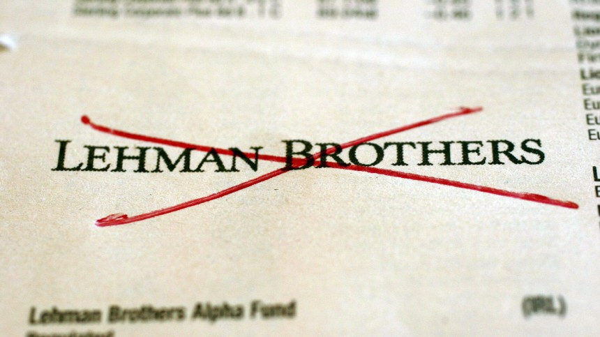 US-Investmentbank Lehman Brothers insolvent