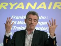 Aschewolke mindert Ryanair-Gewinn
