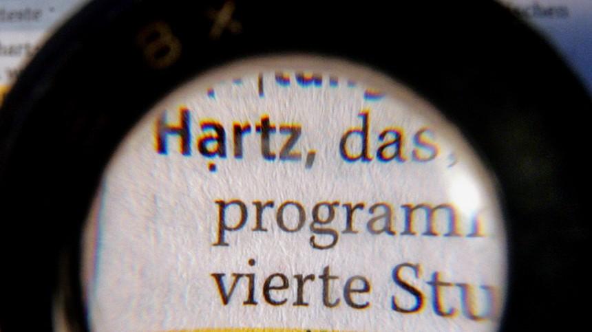 Hartz IV Umbenennung