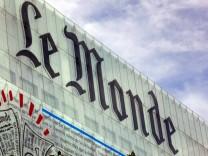 "Tageszeitung ´Le Monde"""